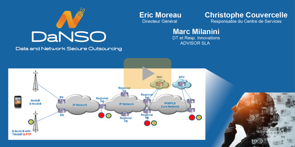 Webinaire : Vérifier la performance de vos réseaux mobiles 4G/5G et Time-Sensitive Networking (TSN)