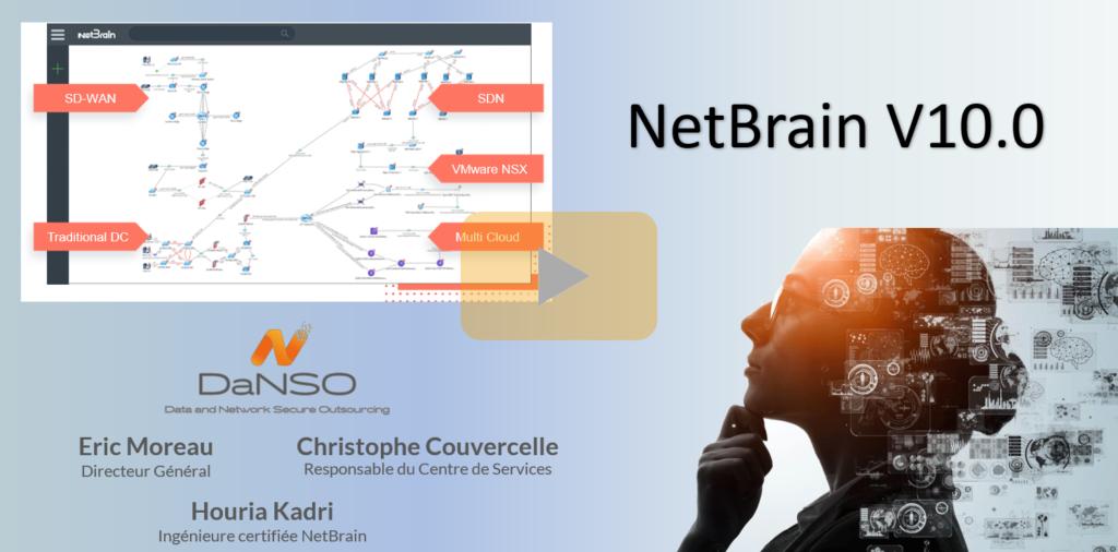 Webinaire NetBrain V10
