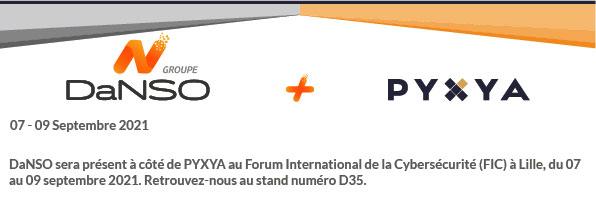Participation de DaNSO au FIC 2021